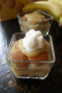 Birthday Dinner, Part IV and Southern Banana Pudding