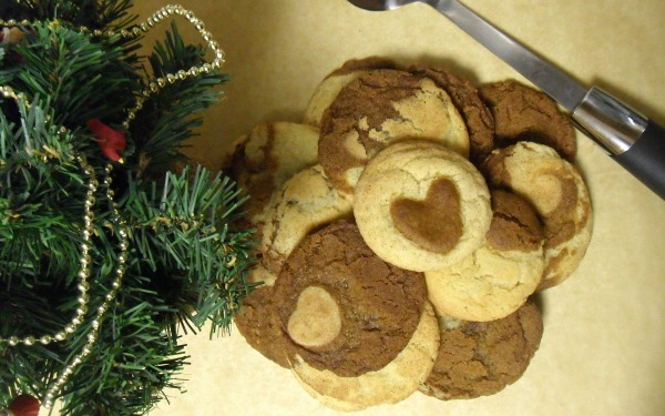 snickerdoodle gingersnaps