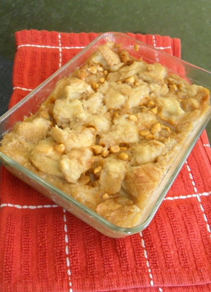 scotchy bread pudding
