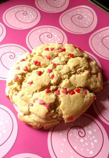 XXL sugar cookie