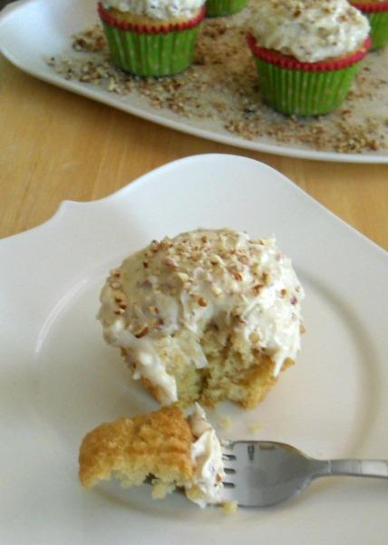 italian cream minicakes