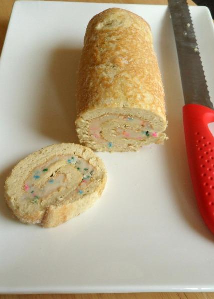 mini cake roll