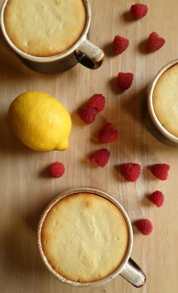 lemon souffle