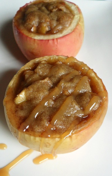 apple pie baked apple