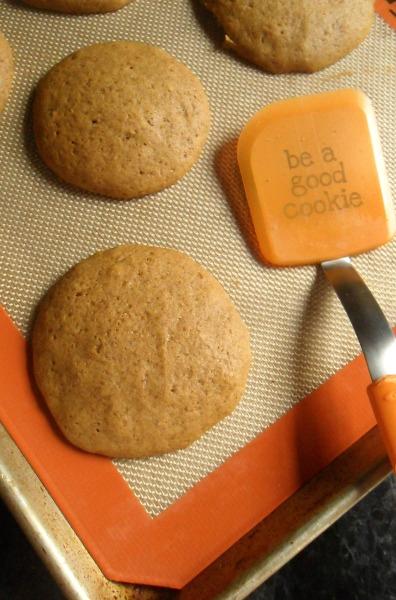 pumpkin gob cakes